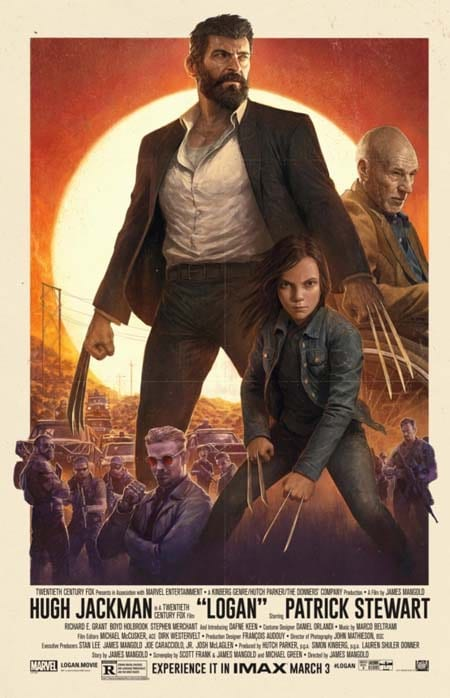Logan movie (new poster).