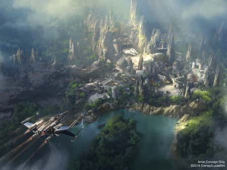 Disneyland goes Star Wars crazy in 2019 (and Avatar loopy this year)!