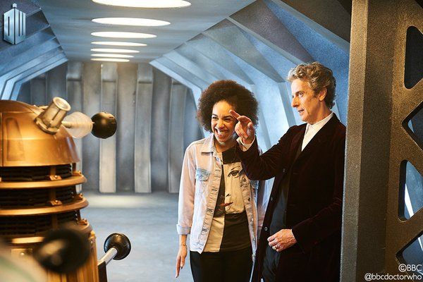 Doctor Who season ten: time for Heroes? (trailer).