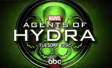 marvel's agents of hydra
