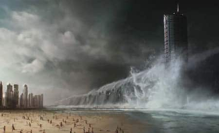 Geostorm: 2nd trailer from Independence Day creator blows in.