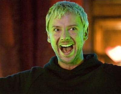John Simm will be The Master again in Doctor Who.