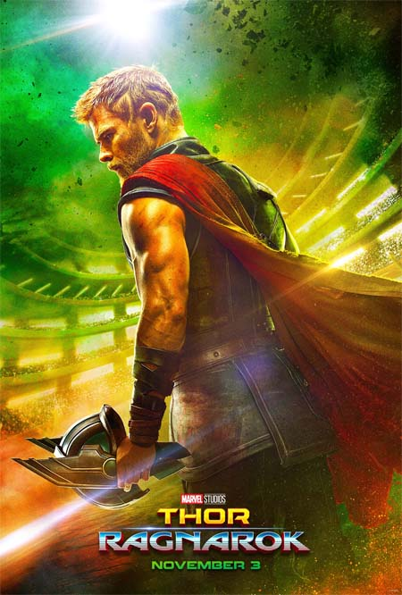 Thor Ragnarok: latest trailer.