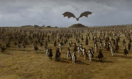Game of Thrones season 7 trailer.