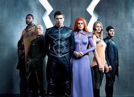 Marvel's Inhumans: second trailer of filthy mutie action.