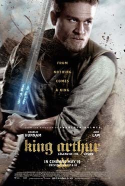 King Arthur Legend of the Sword trailer (mugging me right off).