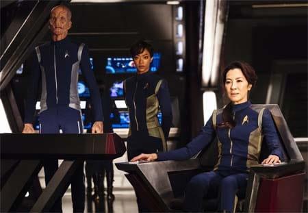 Star Trek Discovery: first trailer.