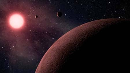Ten new 'Earths' rustled up by NASA.