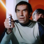 Martin Landau dies – Moonbase Alpha, out.