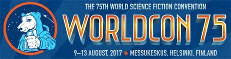 Worldcon 75 programme schedule arrives.