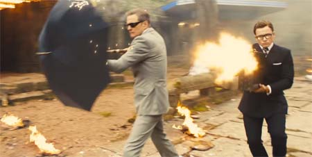 Kingsman The Golden Circle: new trailer.