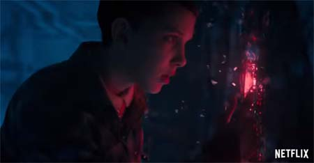 Stranger Things season 2 trailer.