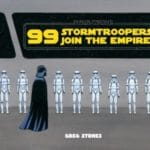 Star Wars: 99 Stormtroopers Join The Empire by Greg Stones   (book review)