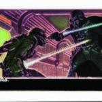 Star Wars: Widevision: The Original Topps Trading Cards Volume One with an introduction by Gary Gerani (book review).