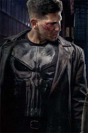 The Punisher (second trailer): nothing but a war inside you.