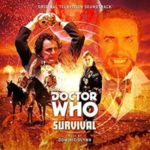 Doctor Who: Survival: music by Dominic Glyn (CD review).