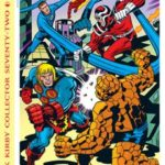Jack Kirby Collection Seventy-Two (magazine review).