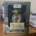 Chronicle Books Star Wars model in a box selection.   (book/model review)