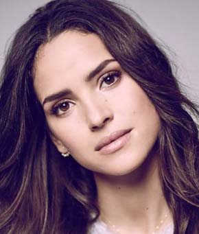 Good Omens TV series adds Narcos' Adria Arjona to its cast.