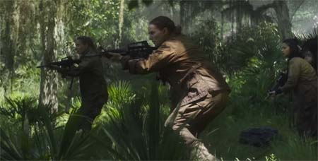 Annihilation (trailer for new Natalie Portman scifi movie).