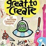 It's Great To Create by Jon Burgerman (book review).