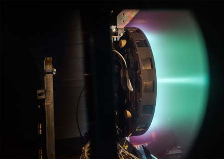 Engage Ion drive, captain: NASA's new subspace drive breaks all records!