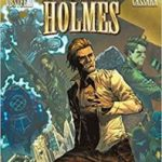 Mycroft Holmes: The Apocalypse Handbook by Kareem Abdul-Jabbar, Raymond Obstfeld, Joshua Cassara, Luis Guerrero and Simon Bowland (graphic novel review).