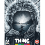 The Thing (1982)  (Blu-ray film review)