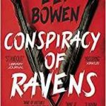 Conspiracy Of Ravens (The Shadow book 2) by Lila Bowen  (book review)