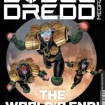 Judge Dredd Megazine #390 (comicbook review).
