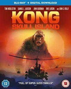 Kong Skull Island 2017 Blu Ray Film Review Sfcrowsnest