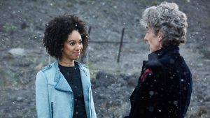 Doctor Who: Pearl Mackie interviewed about playing Bill Potts in the Dr Who Xmas special.