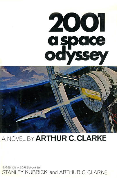 2001: An Odyssey in Words (Sir Arthur C. Clarke's centenary).