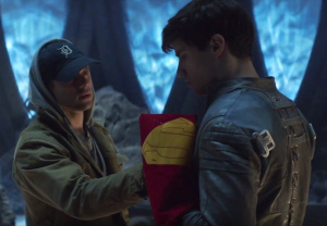 Krypton: first trailer (new TV series from the SyFy Channel).