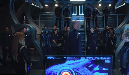 Star Trek Discovery episode 13 trailer (What's Past Is Prologue).